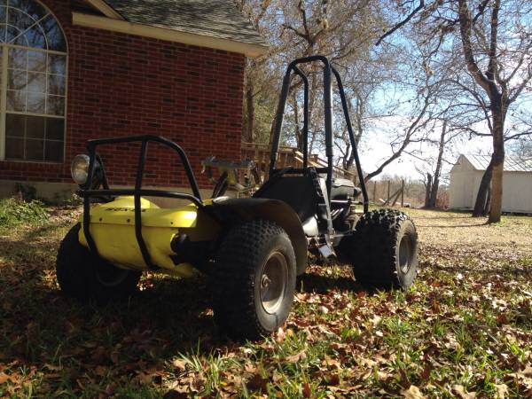 1979 Honda Odyssey ATV FL250 For Sale in Floresville, TX