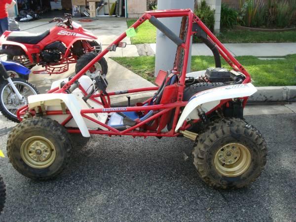 1985 Honda Odyssey ATV FL350 For Sale in Simi Valley, CA