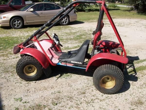 1984 Honda Odyssey ATV For Sale in Grawn, MI