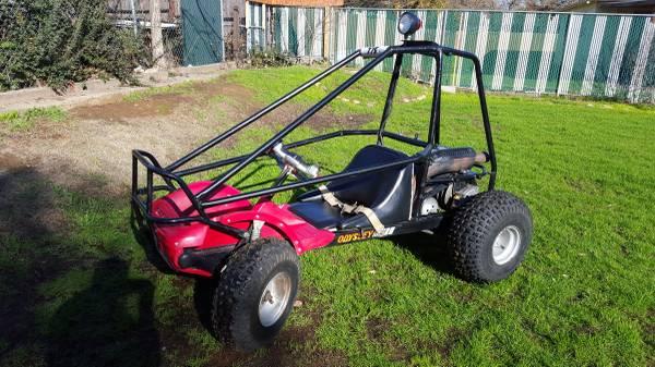 Go Karts Colorado Springs >> Custom Honda Odyssey FL250 w/ Sled Motors Near Colorado ...