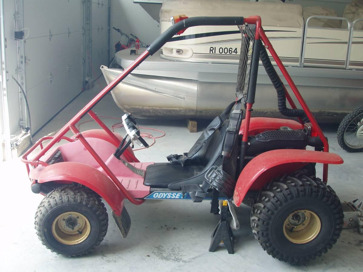 Honda Odyssey ATV For Sale in Rhode Island - FL250 & FL350