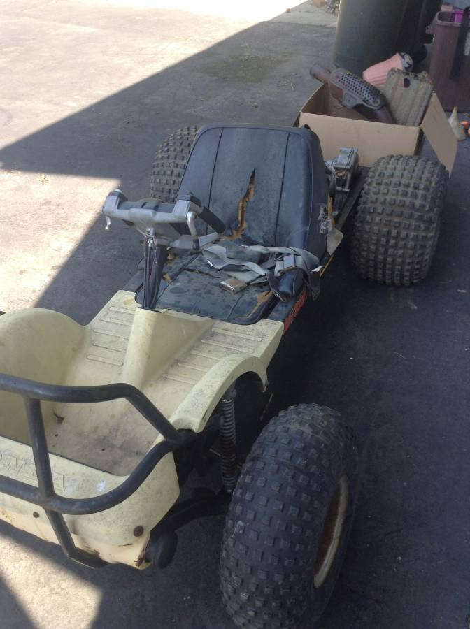 Go Karts Colorado Springs >> 1978 Honda Odyssey ATV FL250 For Sale in Springfield, OH