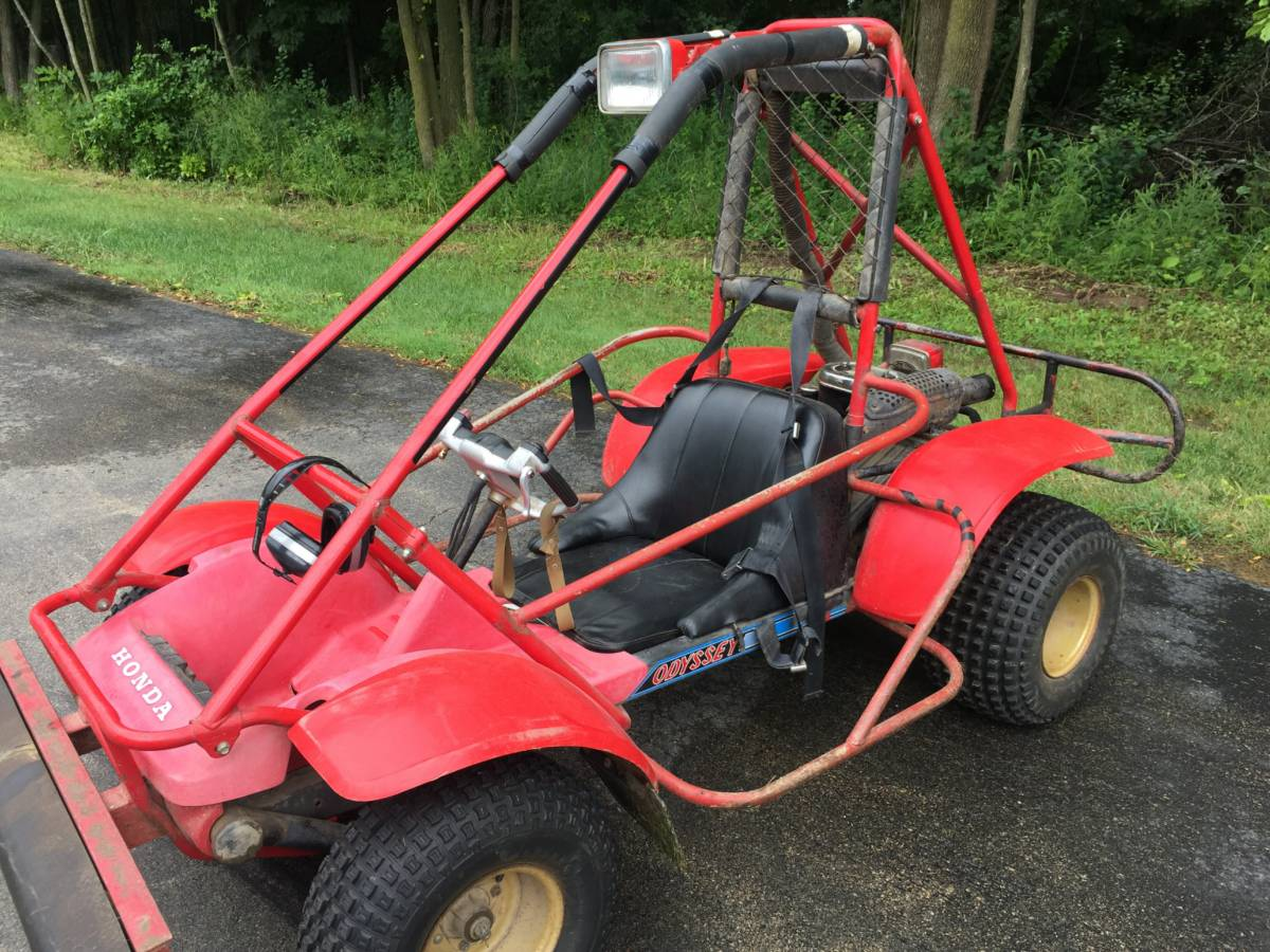 1983 Honda Odyssey ATV FL250 For Sale in Sherwood, WI