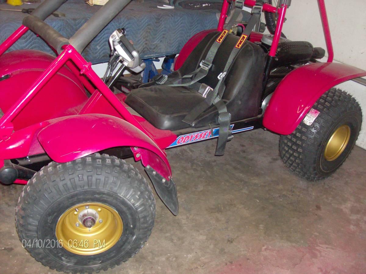 1984 Honda Odyssey ATV FL250 For Sale in Okmulgee, OK