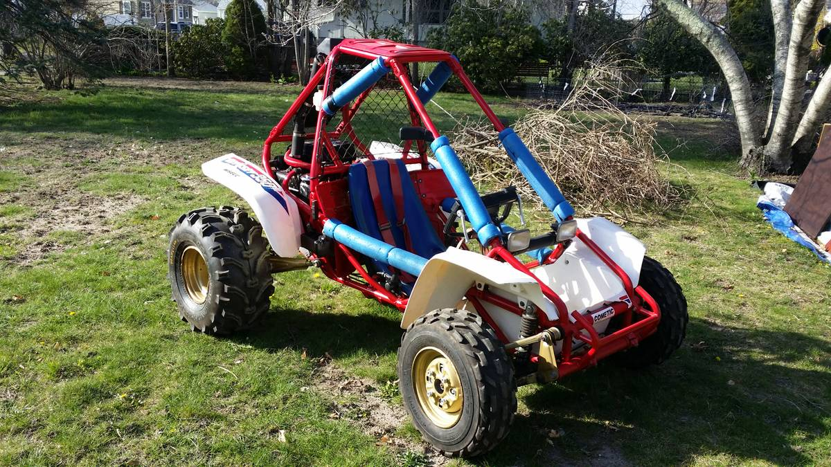 1985 Honda Odyssey ATV FL350 For Sale in Cape Cod, MA