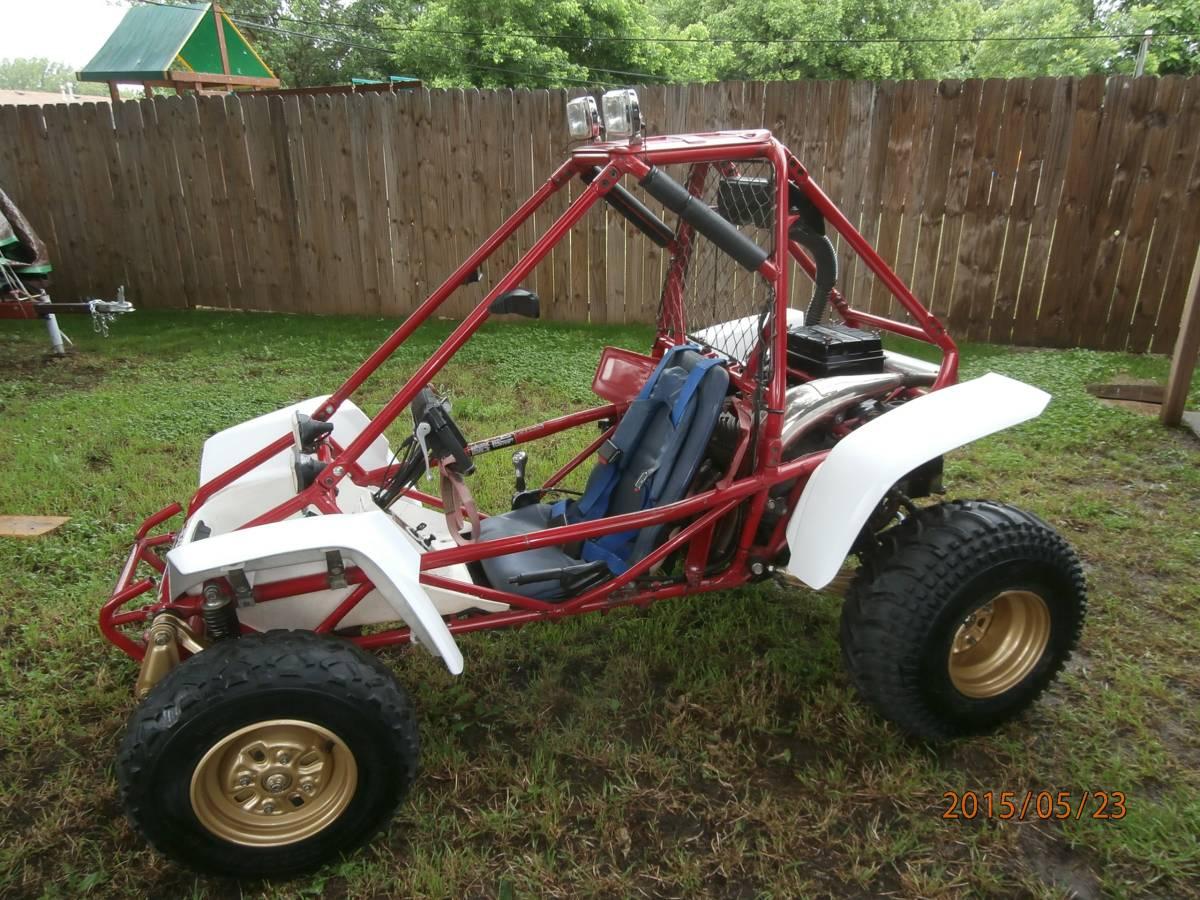 1985 Honda Odyssey ATV FL350 For Sale in Mannford, OK
