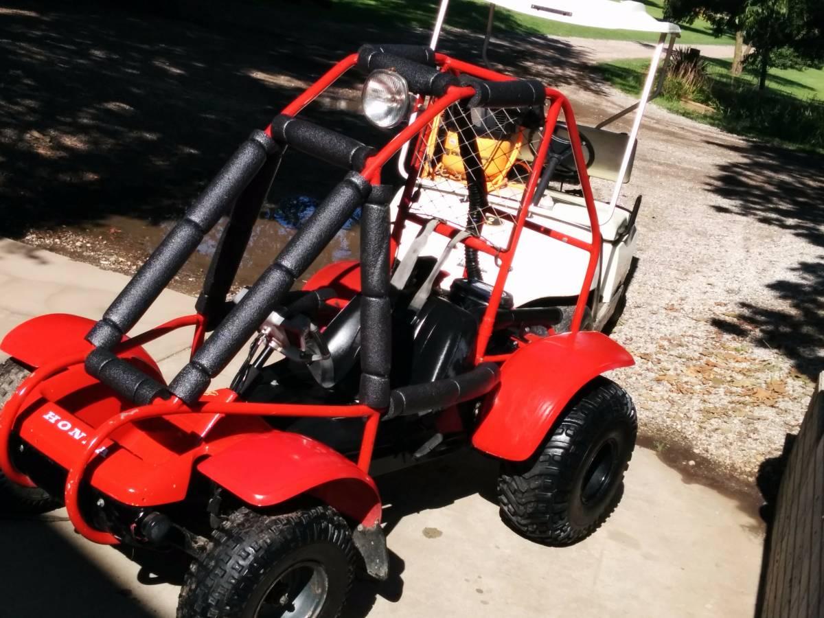 Honda 4 Wheeler For Sale >> Honda Odyssey ATV For Sale in Derby, KS
