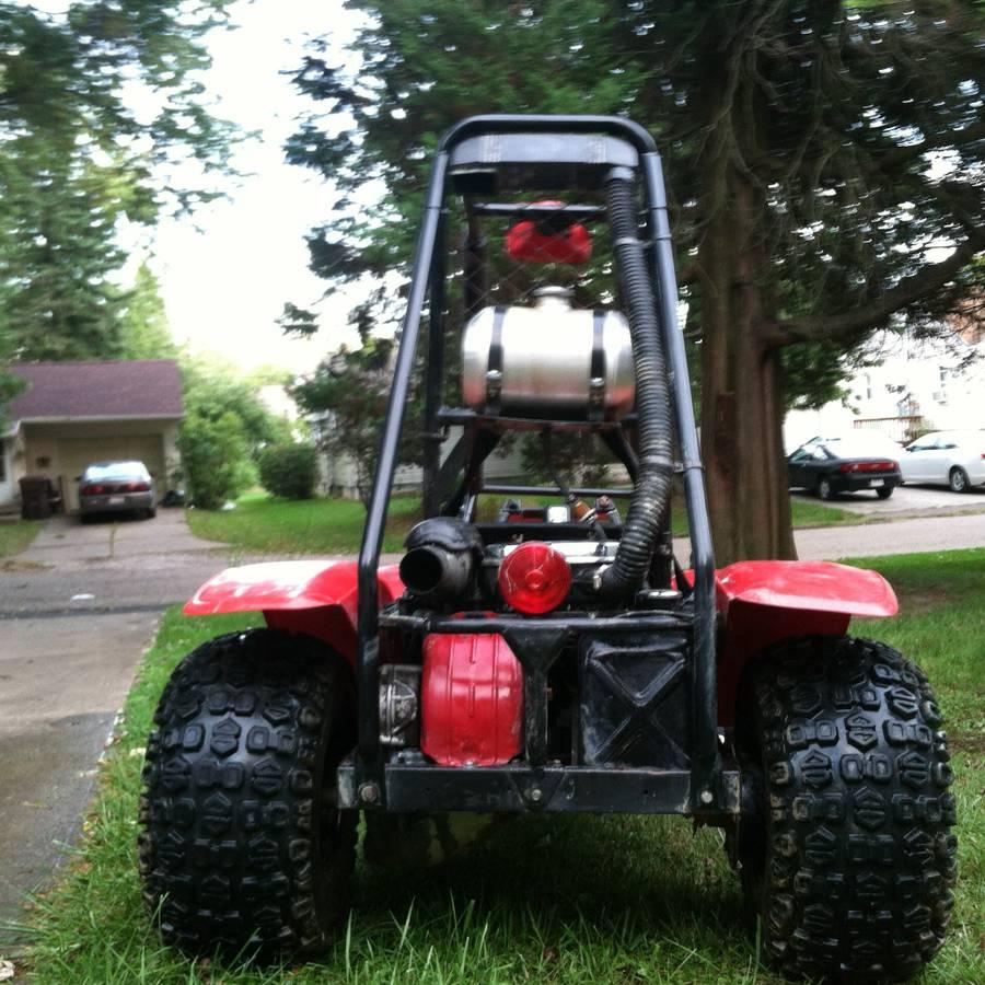 Honda Odyssey Fl250 For Sale: Honda Odyssey ATV FL250 For Sale In Massillon, OH
