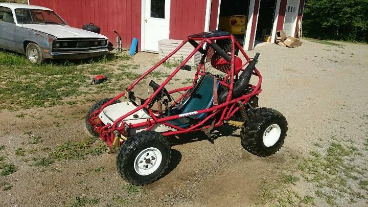 Honda Odyssey ATV FL350 For Sale in Greene, ME