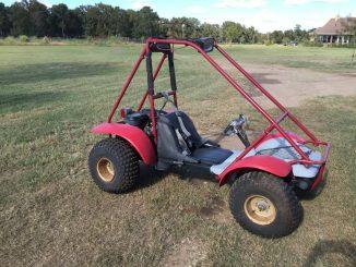 Honda Odyssey ATV For Sale in Texas - FL250 & FL350