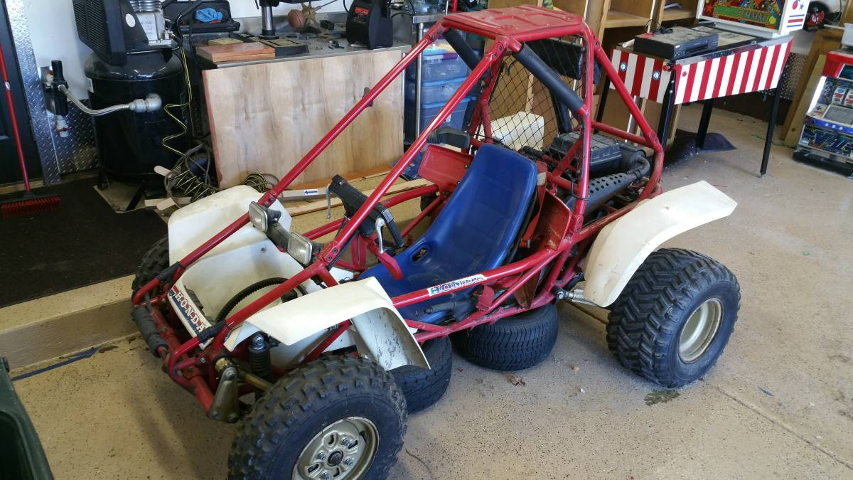 1985 Honda Odyssey ATV FL350 For Sale in Addison, IL