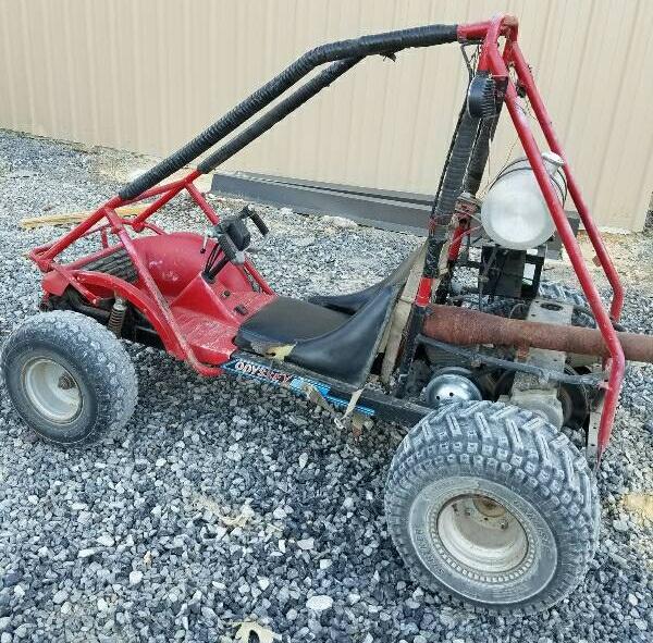 Honda Odyssey ATV FL250 For Sale In Flat Rock, AL