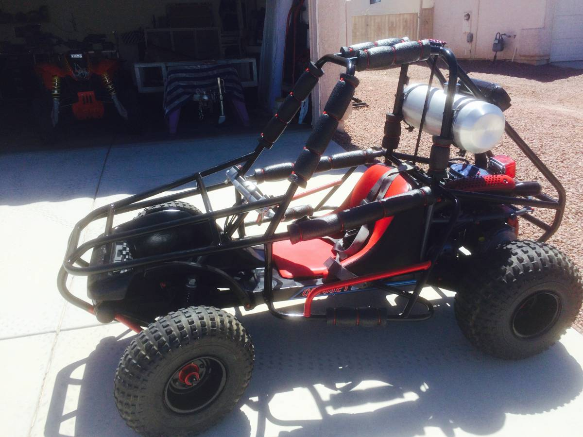 Go Kart Dallas >> Honda Odyssey ATV FL250 For Sale in Las Vegas, NV