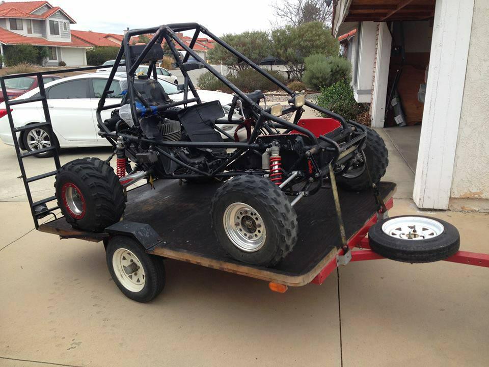 Go Karts Colorado Springs >> 1985 Long Travel FL350 Honda Odyssey ATV For Sale in ...