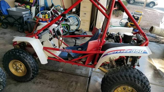 Honda Odyssey ATV For Sale in NV - Craigslist Summary for ...