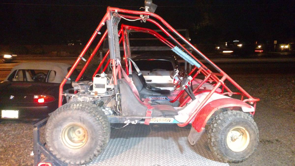 1984 Honda Odyssey ATV FL250 For Sale in Scottsdale, AZ