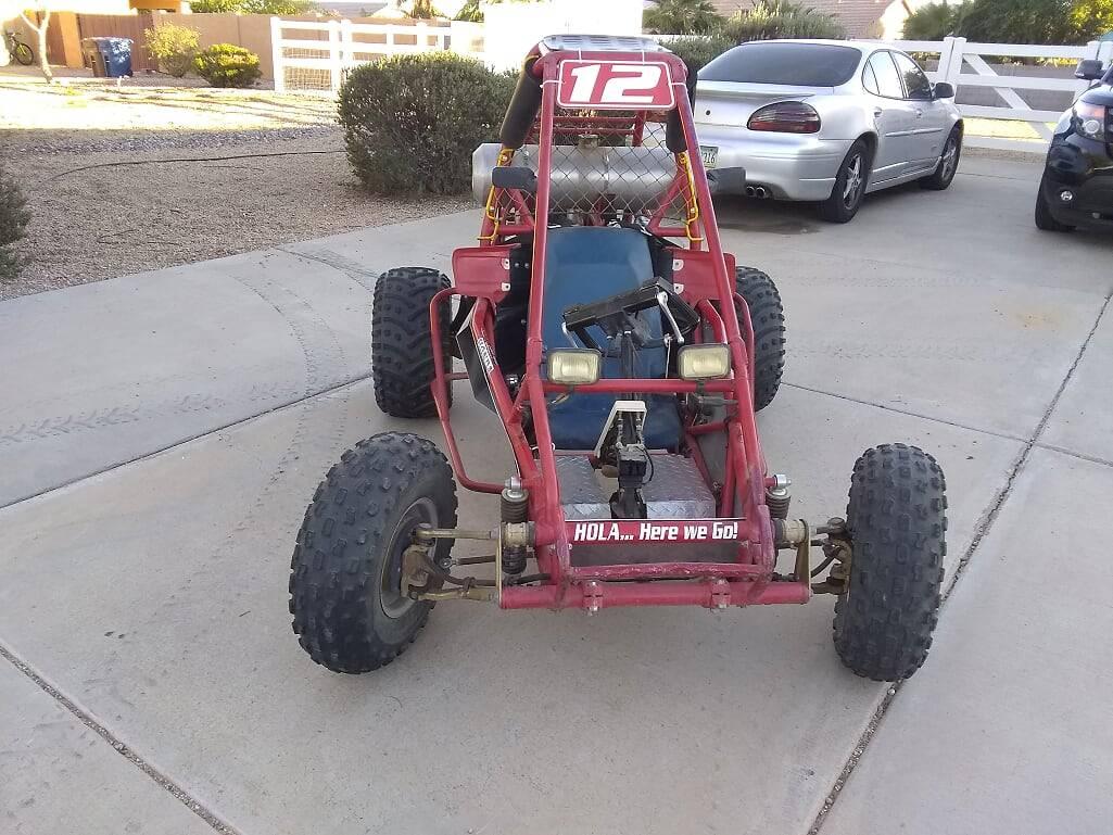 1985 Honda Odyssey ATV FL350 For Sale in Queen Creek, AZ