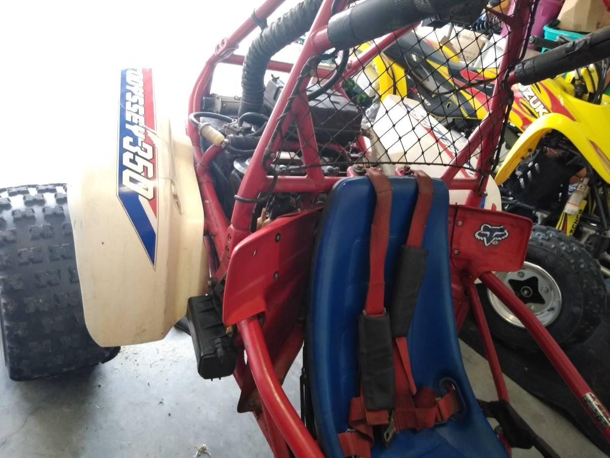 Go Karts Atlanta >> 1989 Honda Odyssey ATV FL350 For Sale in Brooksville, FL