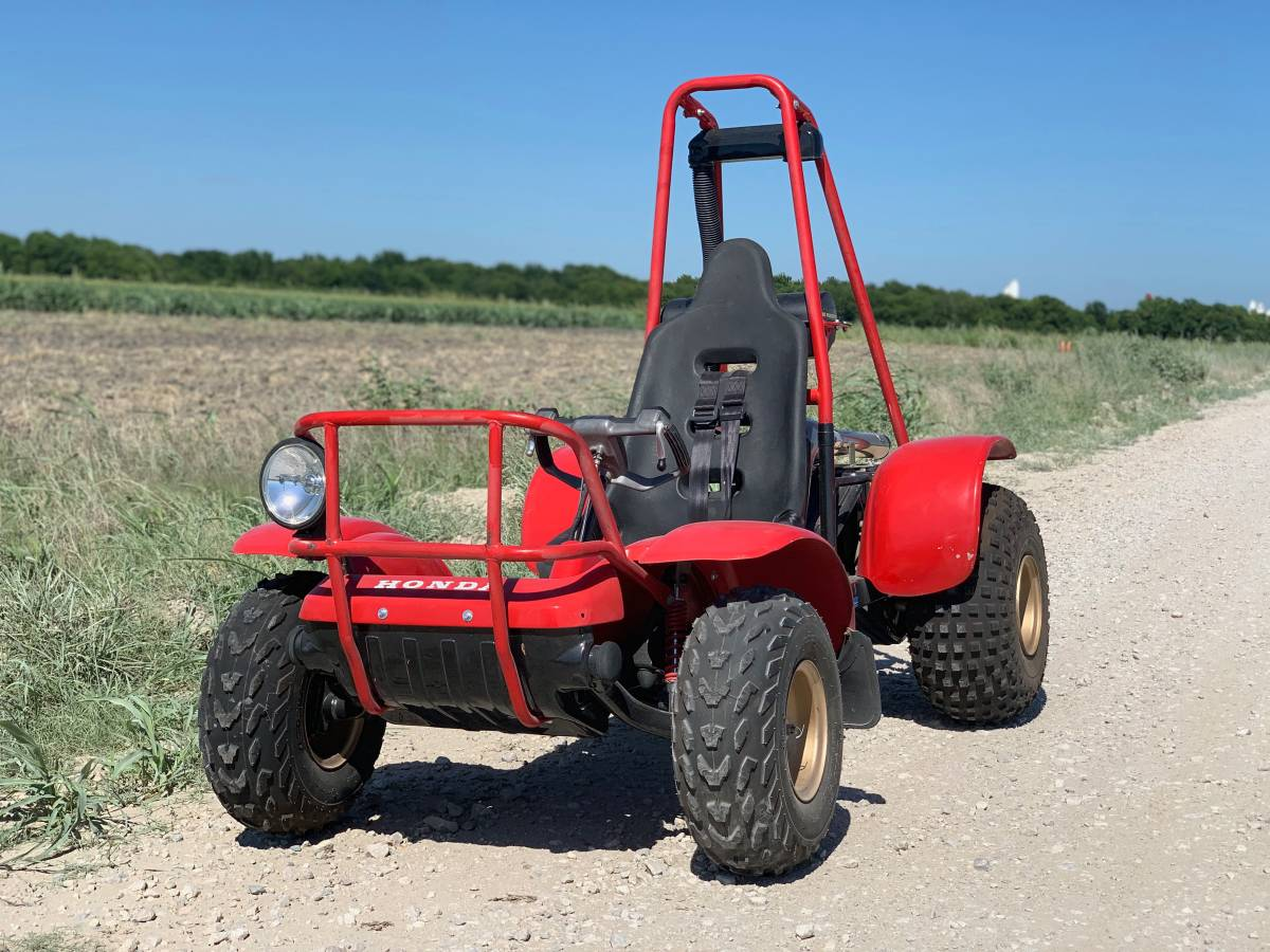 1979 Honda Odyssey ATV FL250 For Sale in McKinney, TX