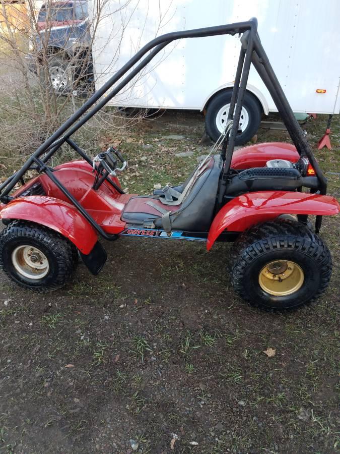 1984 Honda Odyssey ATV FL250 For Sale in Hayfork, CA