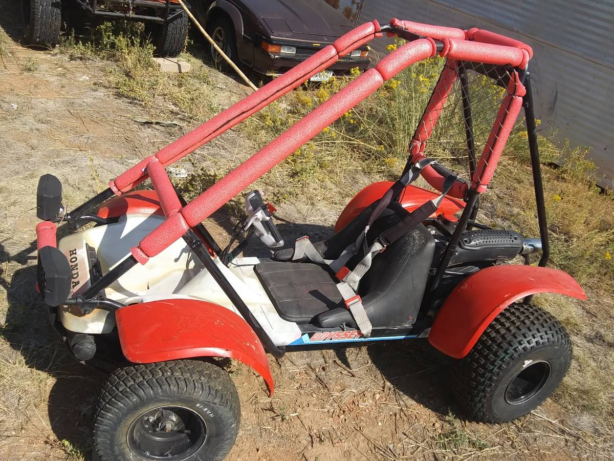 1984 Honda Odyssey ATV FL250 For Sale in Penrose, CO