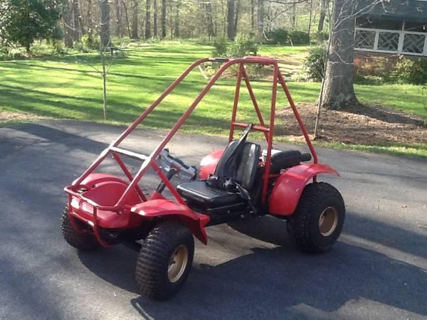 1983 Honda Odyssey ATV FL250 For Sale in Lynchburg, VA