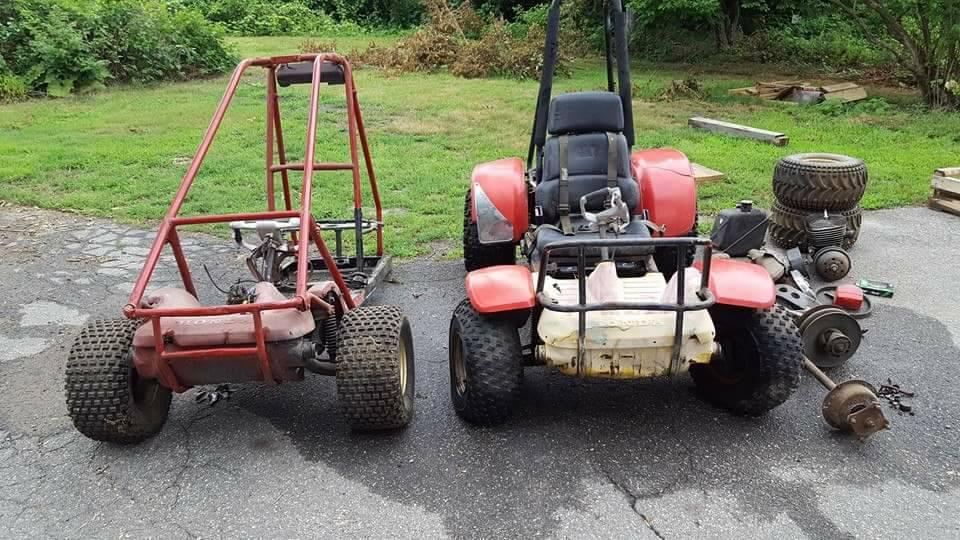 Honda Odyssey ATV FL250 For Sale in Concord, NH