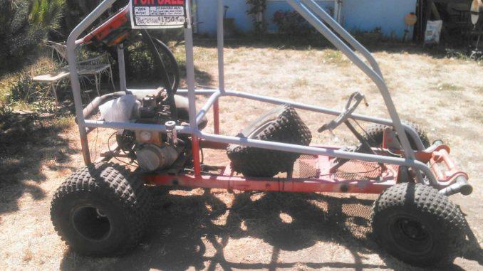 Honda Odyssey ATV FL250 For Sale in Lompoc, CA