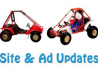 Site Ad Updates