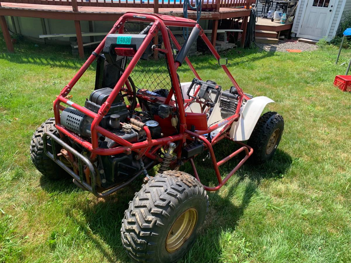 1985 Honda Odyssey ATV FL350 For Sale in South Portland, ME