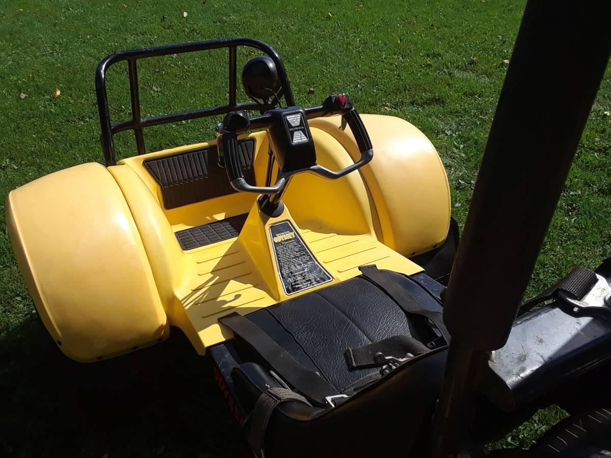 1977 Honda Odyssey ATV FL250 For Sale in Pine City, Minnesota