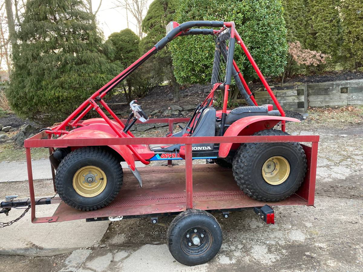 1986 Honda Odyssey ATV FL250 For Sale in Smithtown, NY
