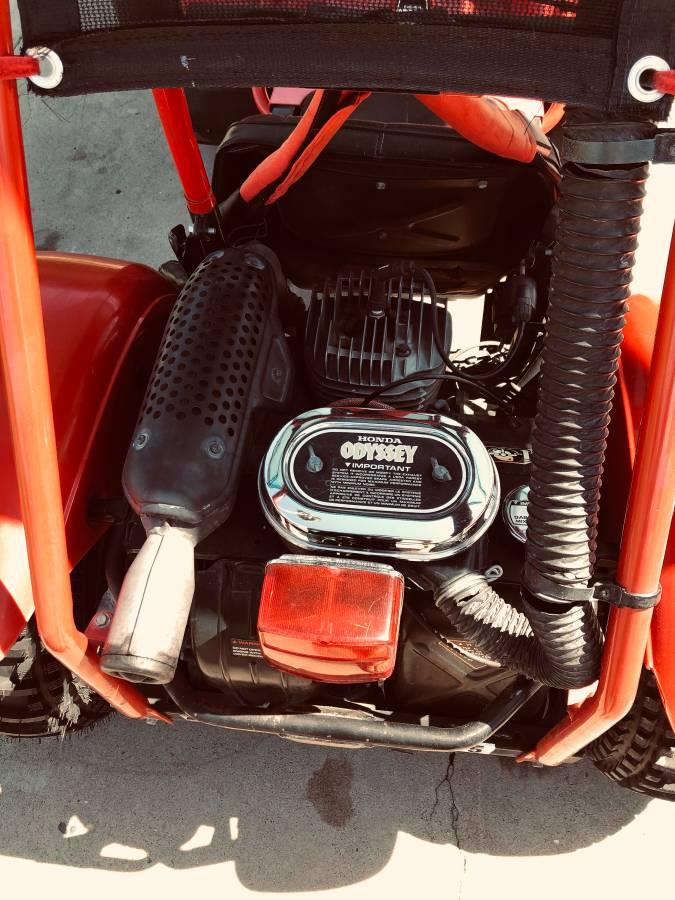 1984 Honda Odyssey ATV FL250 For Sale in Phoenix, AZ