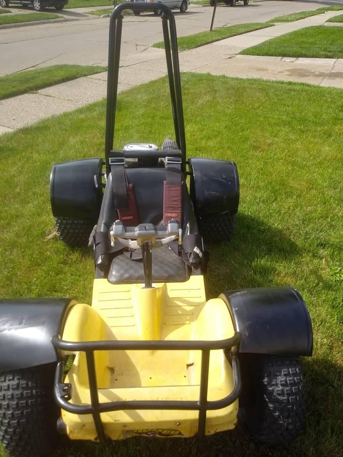 1979 Honda Odyssey ATV FL250 For Sale in Warren, MI