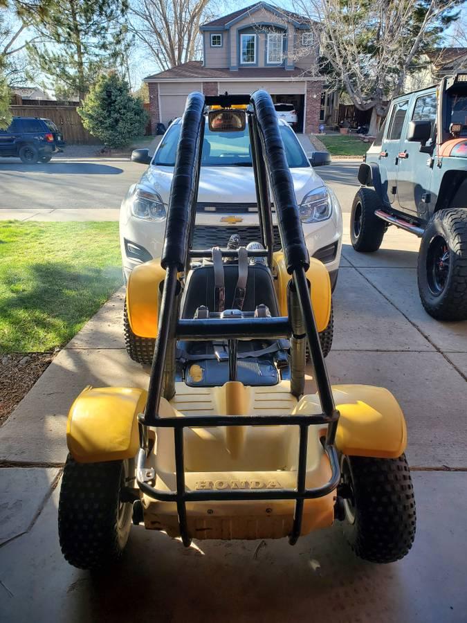 1979 Honda Odyssey ATV FL250 For Sale in Denver, CO