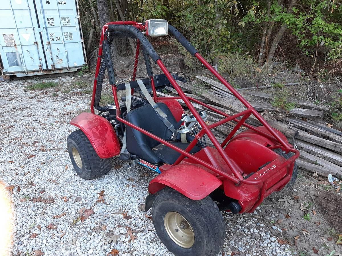 1984 Honda Odyssey ATV FL250 For Sale in Lanexa, VA