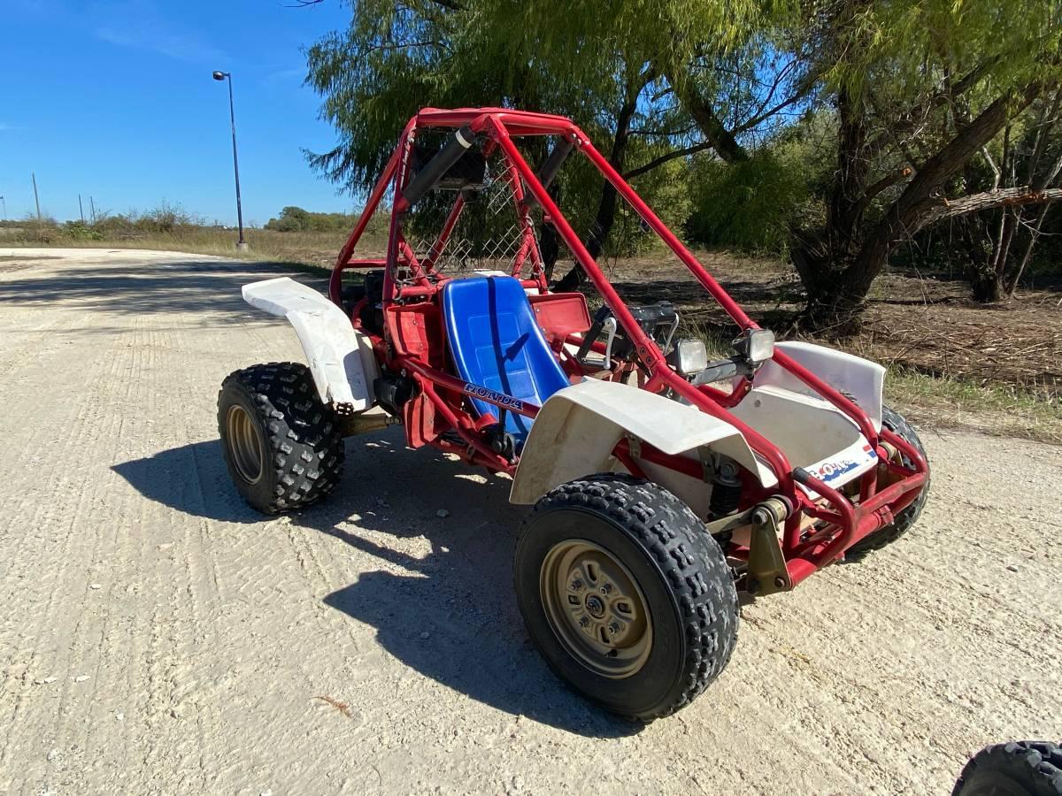 1985 Honda Odyssey ATV FL350 For Sale in Waxahachie, TX