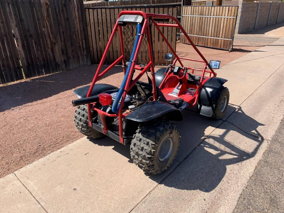 1982 Honda Odyssey ATV FL250 For Sale in Phoenix, AZ